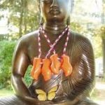 Boeddha met klompen