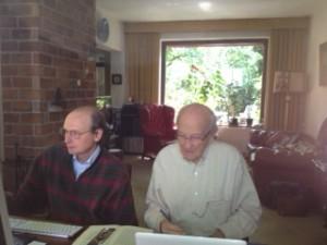 Jan de Breet en Rob Janssen vertaalwerk