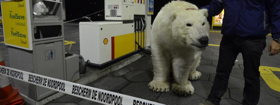 greenpeace sluit Shell