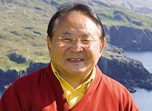 Sogyal Rinpoche.