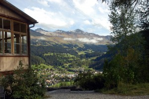 EBU Zwitserland uitzicht