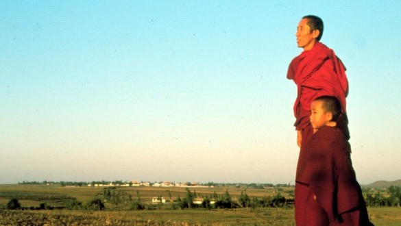 The Reincarnation of Khensur Rinpoche