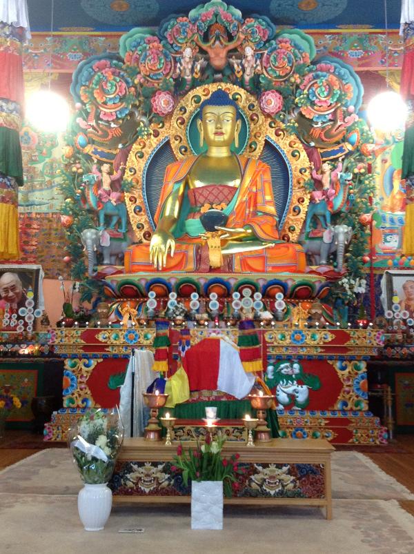 Tempel Huy Lama Karta
