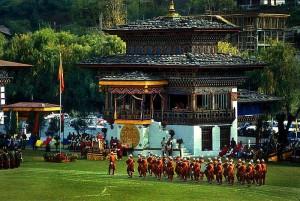 Bhutan, Wikipedia CC.