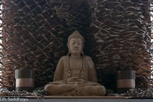 windhorse boeddha
