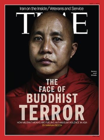 The Buddhist Terror