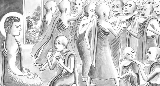 Upakkilesa sutta buddhavacana André Baets