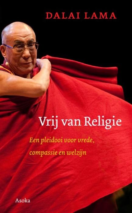 recensie boek Vrij van religie Dalai Lama door Bianca Visser