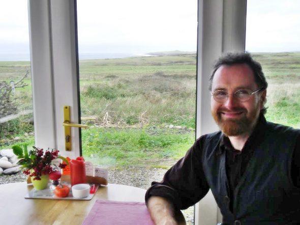Andrew Peers in Schotland