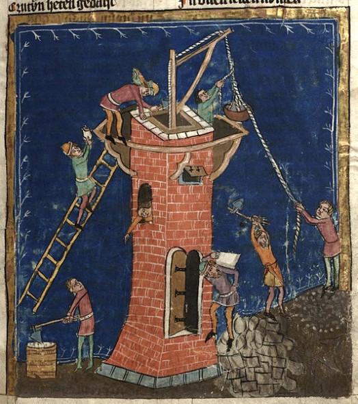 Toren van Babel, Wikimedia.