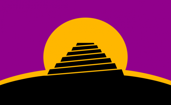 Toren van Babel, Wikimedia, Conlangflag_svg