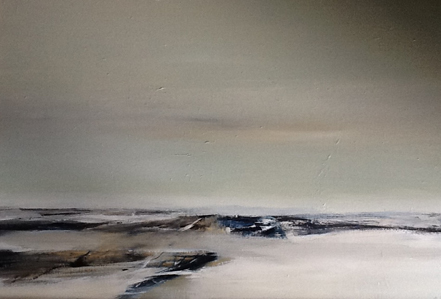 Marja Timmer abstract landscape 2012