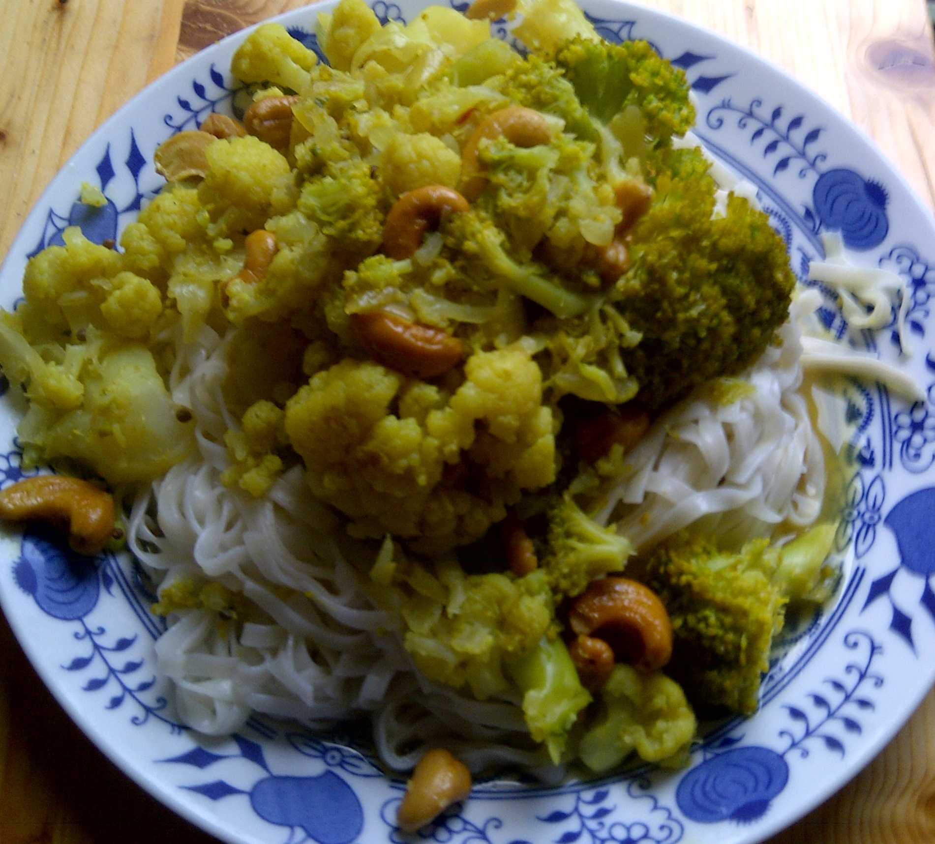 Beter broccoli cashewnoten curry 1 mei 2014
