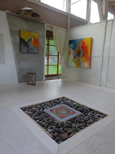 Atelier van Myriam.