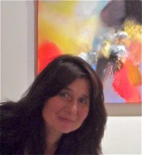 Myriam Borst portretje