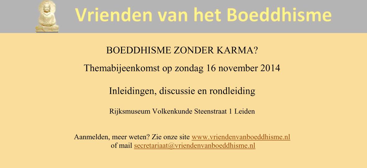 Vrienden Boeddhisme logo