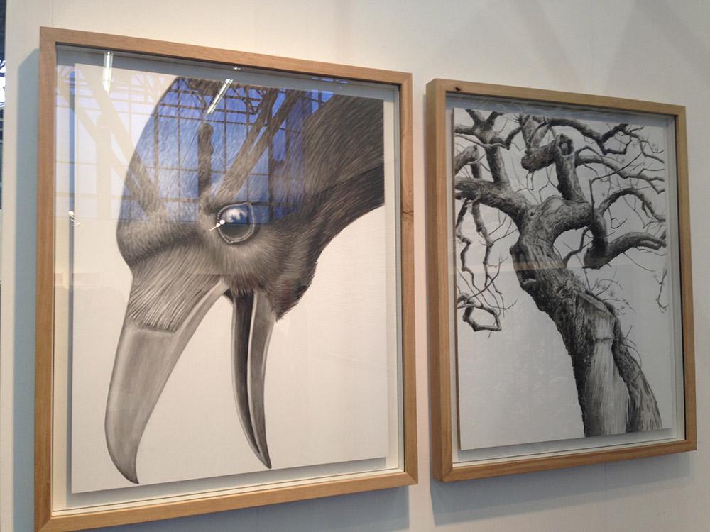 Raoul Deleo Rai kunstbeurs Amsterdam juni 2014