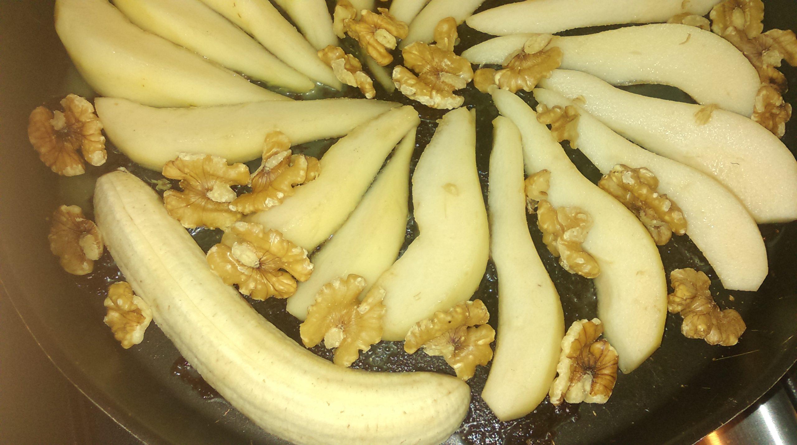 Beter peer-banaan-walnoten-taart