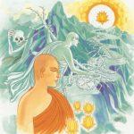 Sleutel tot inzicht Dhamma degene die de dharma ziet