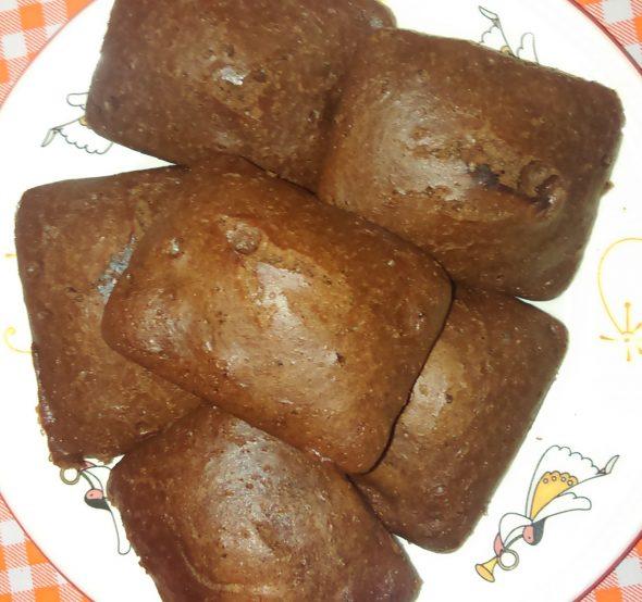 Beter brownies uit de browniemaker