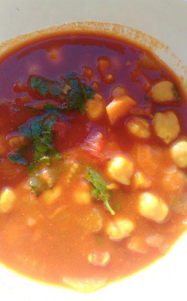 Beter harira soep 24 april 2015