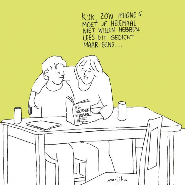 Cartoon Ed Hoornik 5 juli 2015