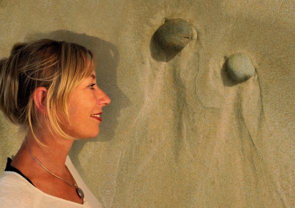 Diane Frenay de werkplaats portret