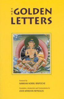 Golden Letters, the, omslag boek