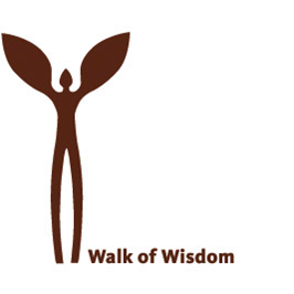 Damiaan Messing Walk of Wisdom logo