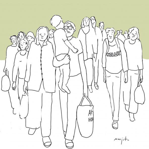Vluchtelingen 6 september 2015
