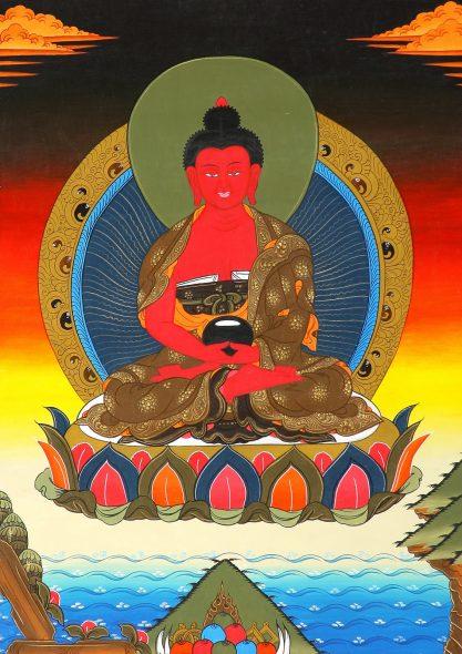 Johoki Amida Boeddha deel 3