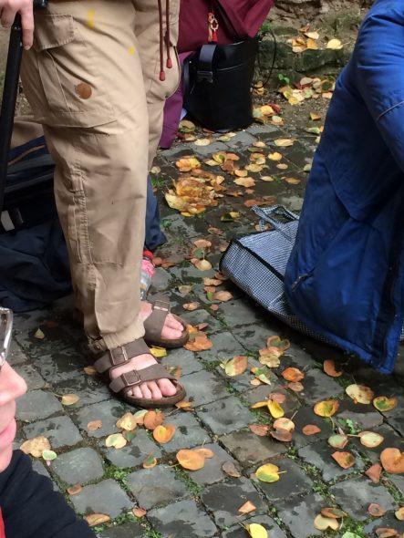 Manu Grisar straatretraite 2015 Keulen