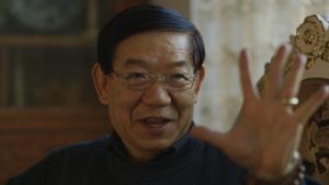 BOS tv meneer Hu en de Chinese tempel in Utrecht