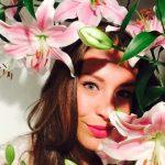 Linde Stelling bloemenkrans